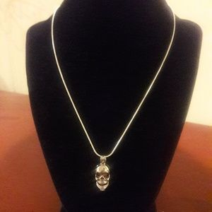 Jewelry - CUSTOMIZABLE Essential Oil Skull Cage Necklace